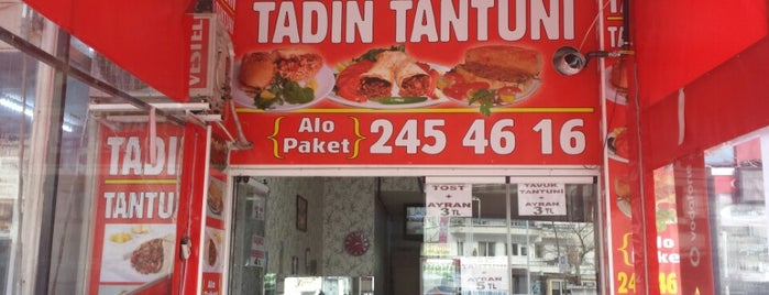 Tadın Tantuni is one of Gizemliさんの保存済みスポット.