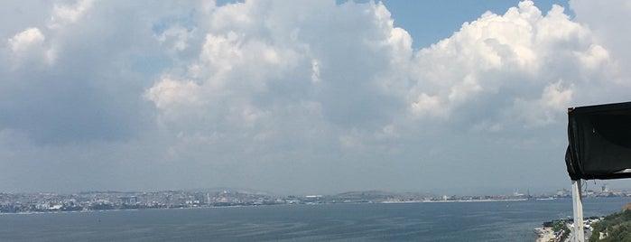 Liman CAFE-VAHİT'İN YERİ is one of kaan 님이 저장한 장소.