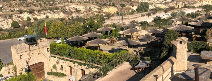 Acropolis Cave Suites is one of Butik Otel.