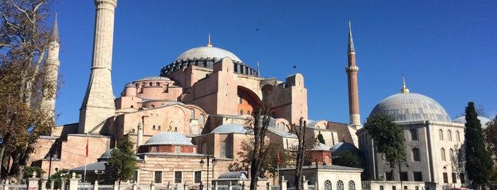 Hagia Sophia is one of Istanbul, Turkey.