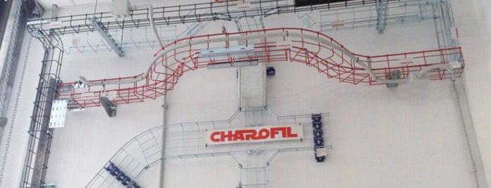 charofil is one of visitas seguidas.