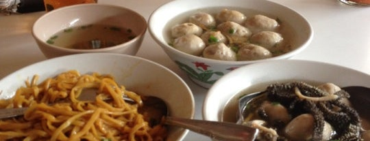 Baso Panghegar is one of Culinary.