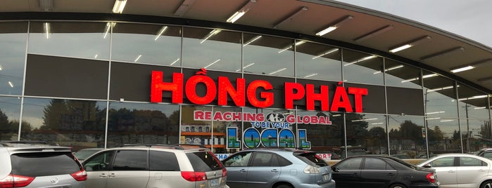 Hồng Phát (Food Center & Deli) is one of T+L's Definitive Guide to Portland.