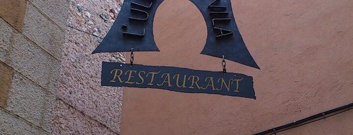 restaurant l'ull de la vila is one of De Viaje Por España.