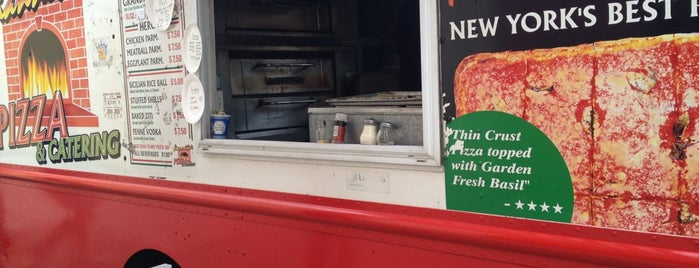 Jiannetto's Pizza Truck is one of Food Truck.