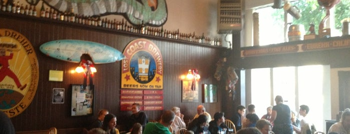 Lost Coast Brewery is one of Craft Breweries Across the US.