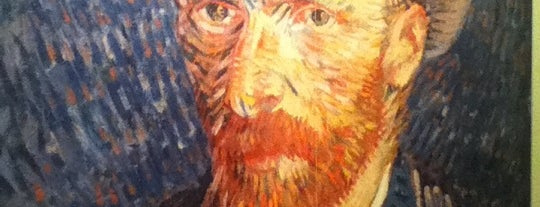 Van Gogh Museum is one of Holanda.