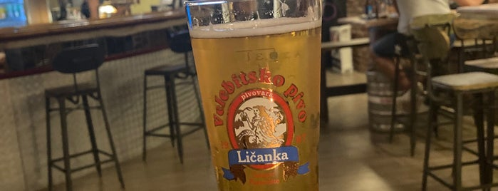 Mandrill Nano Brewing Co. is one of Balkans.
