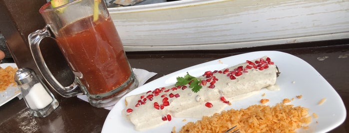 Tercos Burritos & Clamatos - Chihuahua Style is one of must comer.