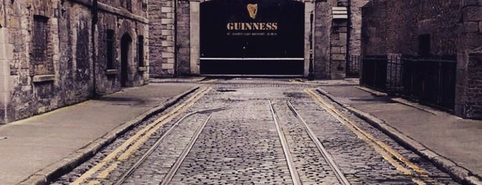 Guinness Storehouse is one of Posti che sono piaciuti a Darius.