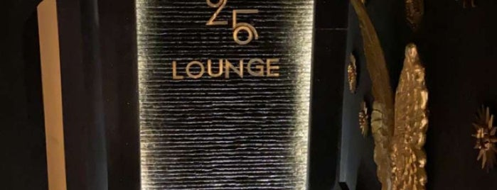 Lounge 25 is one of New places in Riyadh.