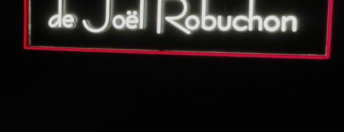L'atelier De Joel Robuchon is one of Dubai.