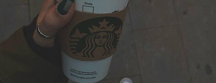 Starbucks is one of Didar'ın Beğendiği Mekanlar.