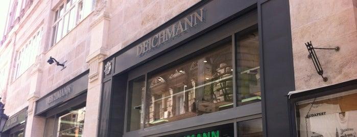 Deichmann is one of vahid: сохраненные места.