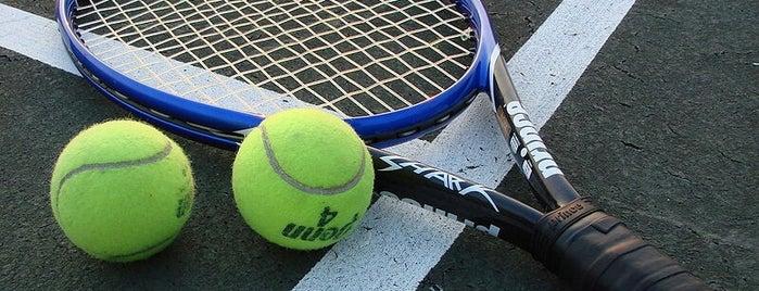 Quadra  de tenis 1 is one of Jr stilo.