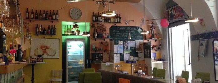 Biobar von Antun is one of Vienna's wheelchair accessible restaurants.