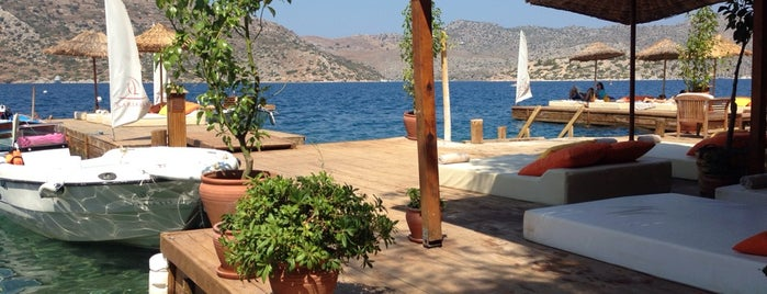 Karia Bel Hotel is one of marmaris guide.