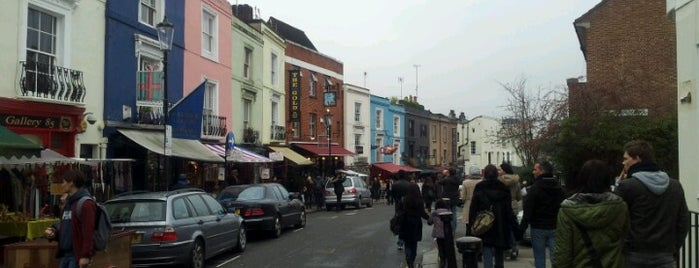 Portobello Road Market is one of Things to do in Europe 2013.