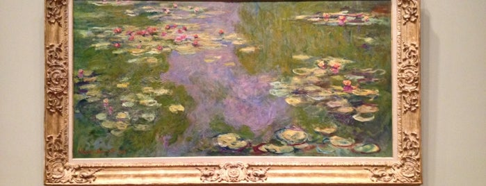 Gallery of Monet's Series Painting is one of Leonda'nın Beğendiği Mekanlar.