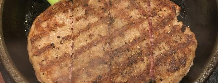 Ikinari Steak is one of Locais curtidos por Masahiro.
