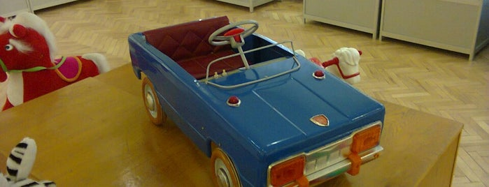 Державний музей іграшки is one of Константин «Kest»: сохраненные места.