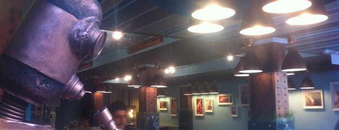 Bello Cafe is one of สถานที่ที่ Antonis ถูกใจ.