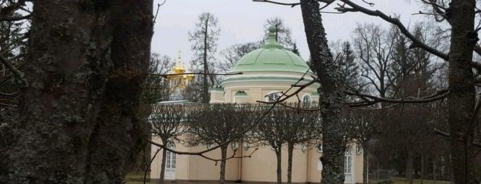 Lower Bathhouse is one of Locais curtidos por Egor.