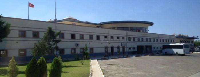 Manavgat Otobüs Terminali is one of Locais curtidos por Hakan.