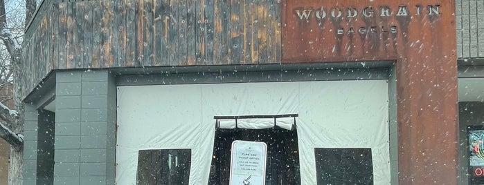 Woodgrain Bagels is one of Colorado Roadtrip.