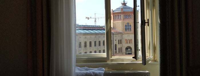 Hotel Augustinenhof is one of Lieux qui ont plu à Simon.