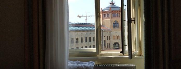 Hotel Augustinenhof is one of Orte, die Simon gefallen.