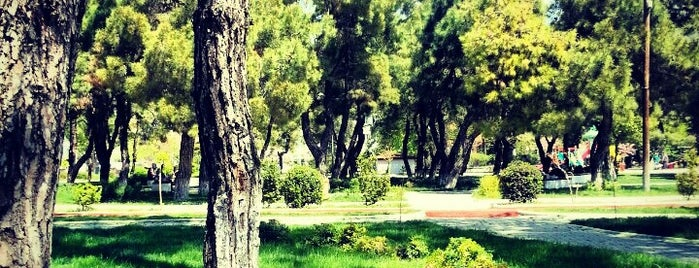 Kışla Parkı is one of Sevda'nın Kaydettiği Mekanlar.