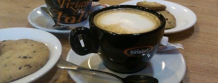 Bristot coffee is one of Julia 님이 좋아한 장소.