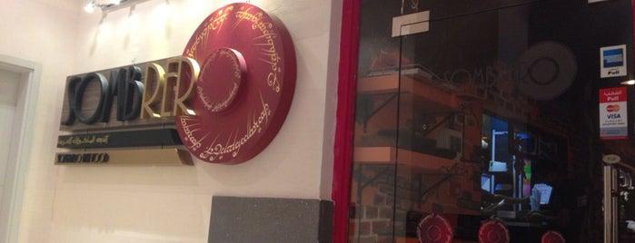 Sombrero is one of Posti che sono piaciuti a Talal.