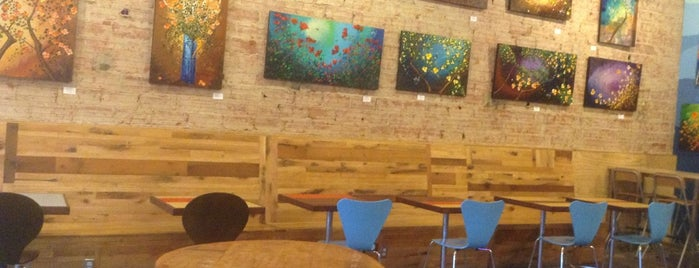 Peace Coffee Shop is one of InSite - Minneapolis.