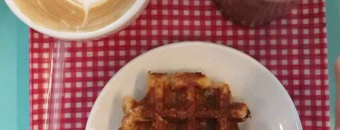 Wafille is one of Seoul.