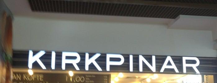 Edirne Kırkpınar Lokantası is one of Tempat yang Disukai tt..