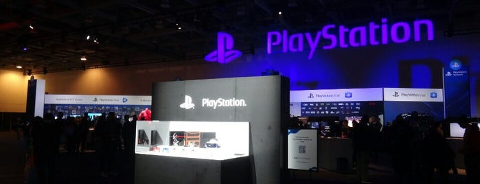 PlayStation Experience is one of Ludwig'in Beğendiği Mekanlar.