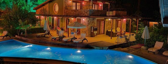 Zümrüt Çıralı Hotel is one of Antalya.