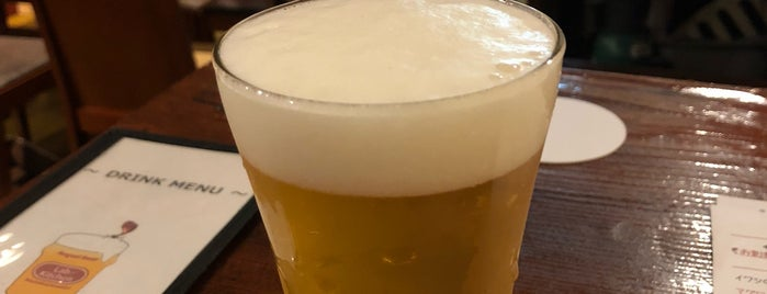 August Beer Lab Kitchen is one of ビアパブ(都内).
