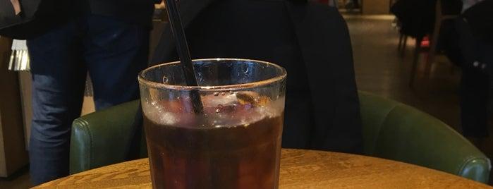 Doutor Coffee Shop is one of Lieux qui ont plu à Masahiro.