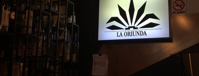La Oriunda is one of CDMX.