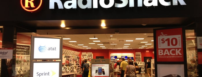 RadioShack is one of Favorite Places to visit!.
