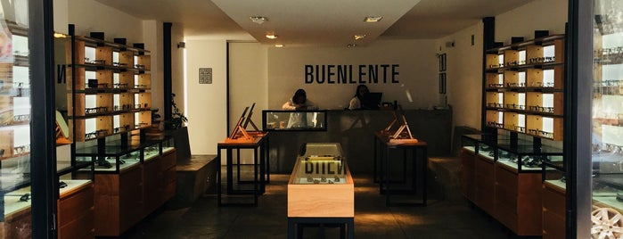 BUENLENTE is one of Mexico City.