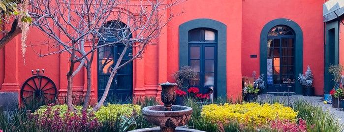 Casa Del Obispo is one of Tempat yang Disukai Anaid.