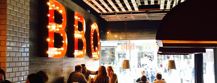 Pitt Bros Smoked BBQ Project is one of The Ultimate Guide to Dublin.