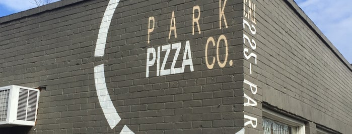 Park Pizza Co. is one of Favorites.