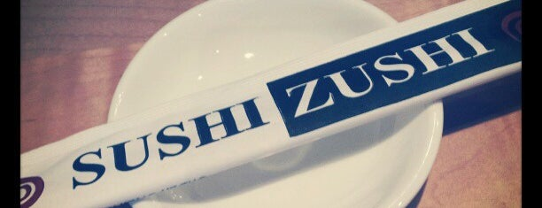 Sushi Zushi is one of On a Roll.