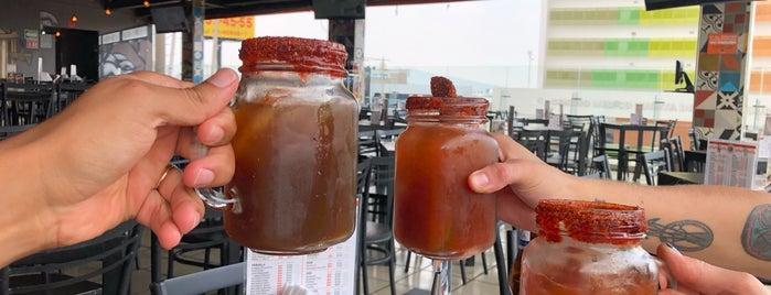 Cerveceria Chapultepec Sur is one of Locais curtidos por Javier.