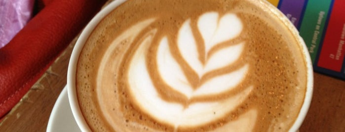 The Café Grind is one of CUPS App.